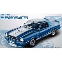 Greenlight 76 Ford Mustang 1:18 Cobra 2 Edicion Limitada