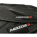 Tapetes Originales Mazda 3 2014-2018 A La Medida Con Envio!
