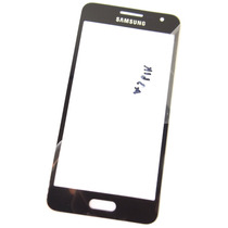 Samsung Galaxy A3 Refacción Cristal Gorilla Glass Negro !!