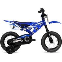 Bicicleta 16 Plg Yamaha Moto Child