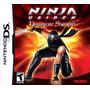 Ninja Gaiden Dragon Sword  Nuevo Ds Compatible 2ds Y 3ds