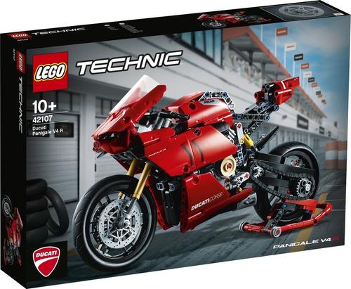 Set De Construcción Lego Ducati Panigale V4 R