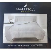 Edredon Nautica King Size - Blanco - Envio Gratis