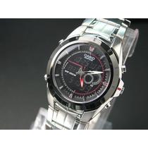 Reloj Casio Edifice Dress Efa-119bk-1avcf
