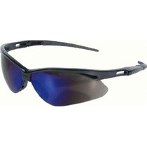 Jackson Seguridad Frame 3000358 Nemesis Gafas Negro / Azul E