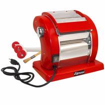 Maquina Laminadora De Pasta Electrica Weston Roma