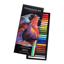 Prismacolor Nupastel Set, 24 Colored Pastels(27049)