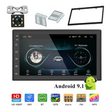 Auto Estereo Android 9.1 Wifi Gps 2 Din Pantalla Mirrorlink
