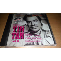 Tin Tan, Canciones De Sus Peliculas, Vol.2, Cd Album De 1997