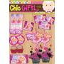 Kit Imprimible Barbie Zapatillas Magicas Barbie Pink Shoes