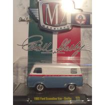 Carrito M2 De Coleccion 1965 Ford Econoline Van Shelby