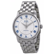 Reloj Mido Baroncelli Automático Acero Blanco M86004211