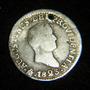 Moneda 1/2 Real 1823 Agustin Iturbide Primer Imperio