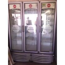 Refrigerador Marca Imbera 3 Puertas