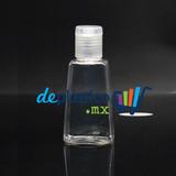 Botella Pet Pirámide 30ml C/tapa Vacía Sin Gel Antibacterial