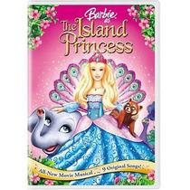 Barbie Como La Princesa De La Isla De Dvd - Versión Española