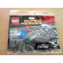 Lego Marvel Super Heroes Spider Man 30305