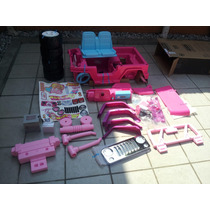 Montable Electrico Partes Para Jeep Power Wheels Barbie.