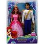 Disney Princess The Little Mermaid Ariel And Eric