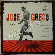 Españoles, José Greco, Ballet, Lp 12´, Fn4