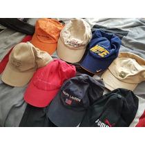 8 Gorras Usadas Diferentes Marcas