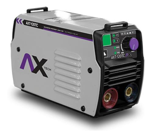 Axt-120tc Soldadora Inversor Electrodo 120amp 110v C/estuche