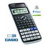 Calculadora Cientifica Casio Fx-991ex Casswz Congarantiafull