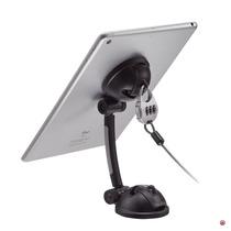Cta Soporte Holder Anti Robo 2 Ventosas Ipad Mini Candado
