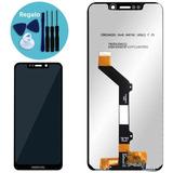 Pantalla Táctil Lcd Para Motorola One P30 Play , Negro