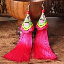 d39270b8b021 Busca Aretes de hilo con los mejores precios del Mexico en la web ...