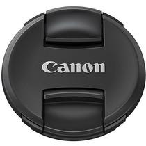 Tapa Delantera Para Camara E-77 Ii Lens Cap Canon