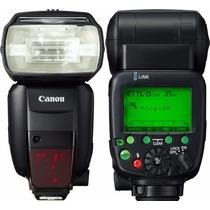 Nuevo Flash Canon Speedlite 430ex Iii Original
