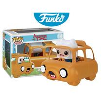 Finn Y Jake Hora De Aventura Funko Pop Carro Abbastanza