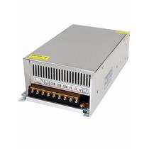 Convertidor De Voltaje 110v/220v Ac Dc 12v 40a 480w