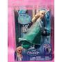 Frozen Elsa Princesa Patinadora Nueva Original No Clon