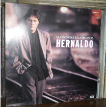 Hernaldo Zuñiga Lp Que Increible Es La Distancia