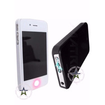Taser Iphone Stun Gun Paralizador Lámpara Recargable Descarg