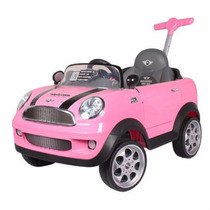 Push Car Mini Cooper Montable