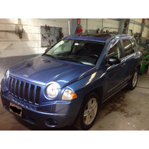 Jeep Compass 2007 Limited Vct 4x4 Version De Lujo