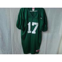 Jerseys De Futbol Americano Color Verde Original