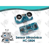 Sensor Ultrasonico Hc-sr04