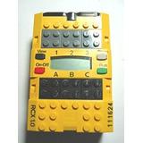 Juguete Piezas De Lego Mindstorms Ladrillo Rcx Ordenador Co