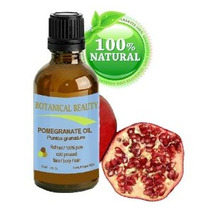 Botánico Belleza Granada Aceite -100% Puro 100% Natural. Par