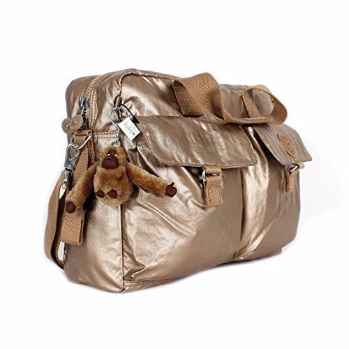 040d25f20 Pañalera Kipling Modelo New Baby Bag Dorada (Maletas) a MXN 2045 en ...