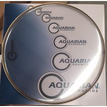 Aquarian Super-2 14 Parche P/bateria Envio Gratis!