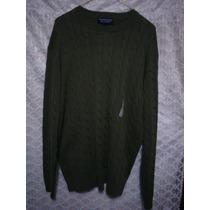 Sweater Caballero Marca Round Tree & Yorke Talla L (no Paca)