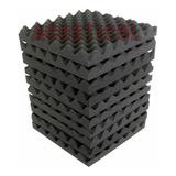 Kit 100 Paneles 30x30 Espuma Acustica De Calidad Densidad