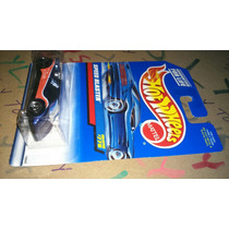 Hot Wheels Buick Wilcaid Negro Gm Año 2000 Lyly Toys