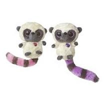 Oso Lemur Yoohoo Corazon Peluche 15 Cm Aurora