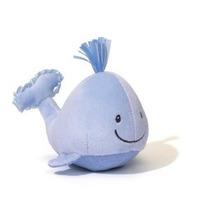 Gund Bebé Seas Sleepy Rattle Ballena Azul 4